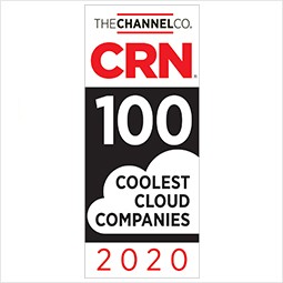 CRN Coolest Cloud Security Vendor Award for 2020