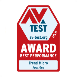 AV-Test.org 2020 Award
