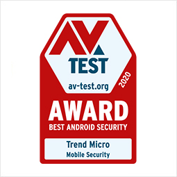 AV-Test.org 2020 Award mobile