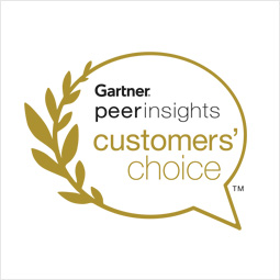 Gartner Peer Insights Customers' Choice Award