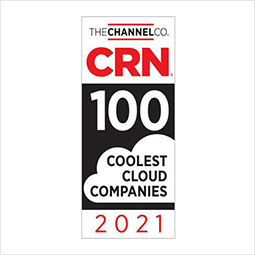 CRN Coolest Cloud Security Vendor Award for 2021