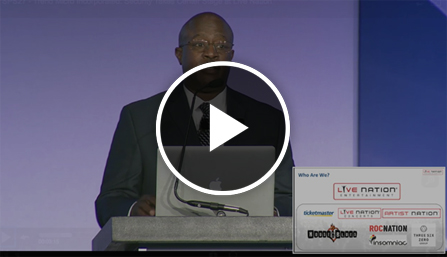 Watch presentation by James Patterson Wicks, Gartner Data & Risk Show, June 2016