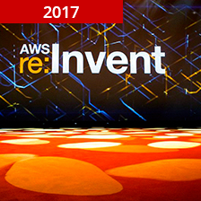 AWS re:Invent 2017 Event