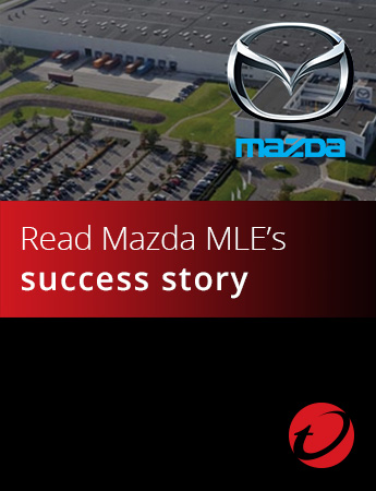 Read Mazda MLE's success story