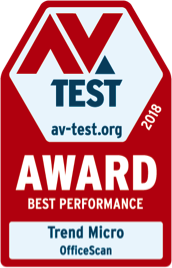 AV Test Award Best Performance