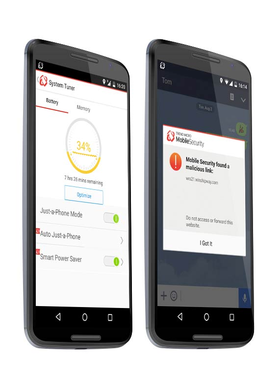 Mobile Security Solutions | Trend Micro