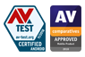 AV Test and Money Back 30-day Guarantee