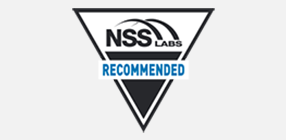 NSS Labs Recommended Badge