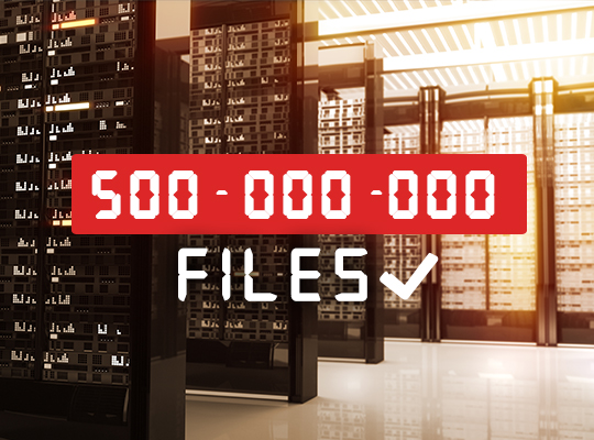 Trend Micro Reaches 500M Good Files