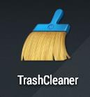 Figure 2. Icon of the malicious TrashCleaner