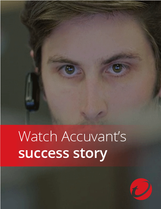Watch Accuvant's success story