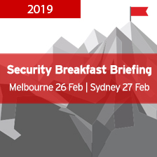 Security Breakfast Briefing
