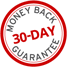 Money Back 30-day Guarantee