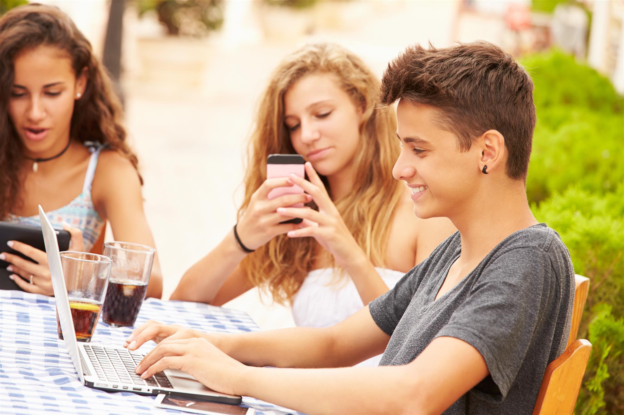 "Staying safe online: should you ""friend"" your kids on social media?"