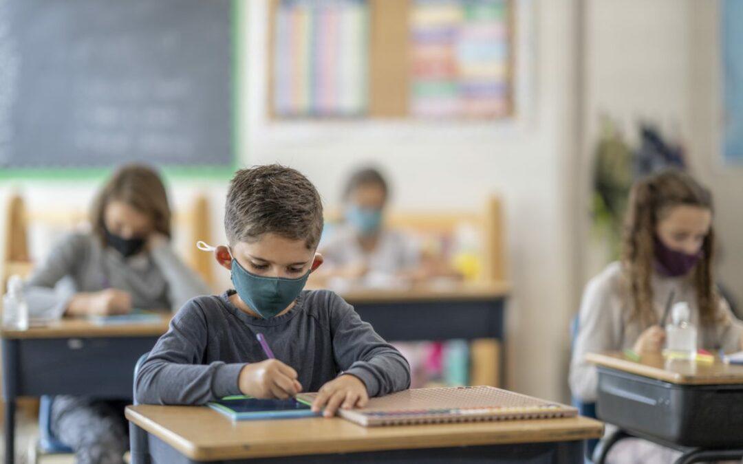 School, Screens, and Shifting Classrooms